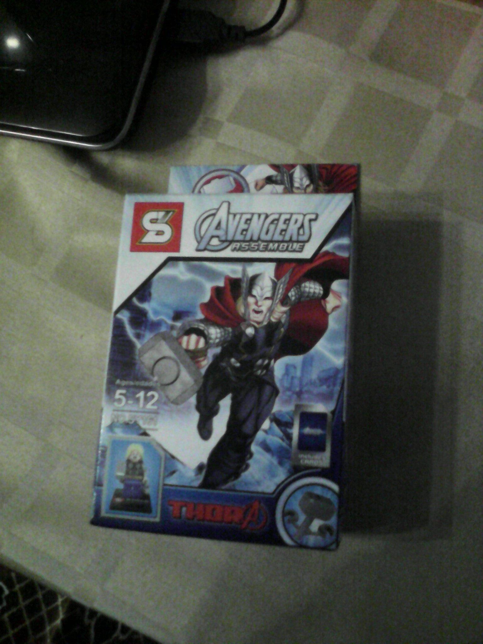 Китайский конструктор Thor Avengers - Изображение 2