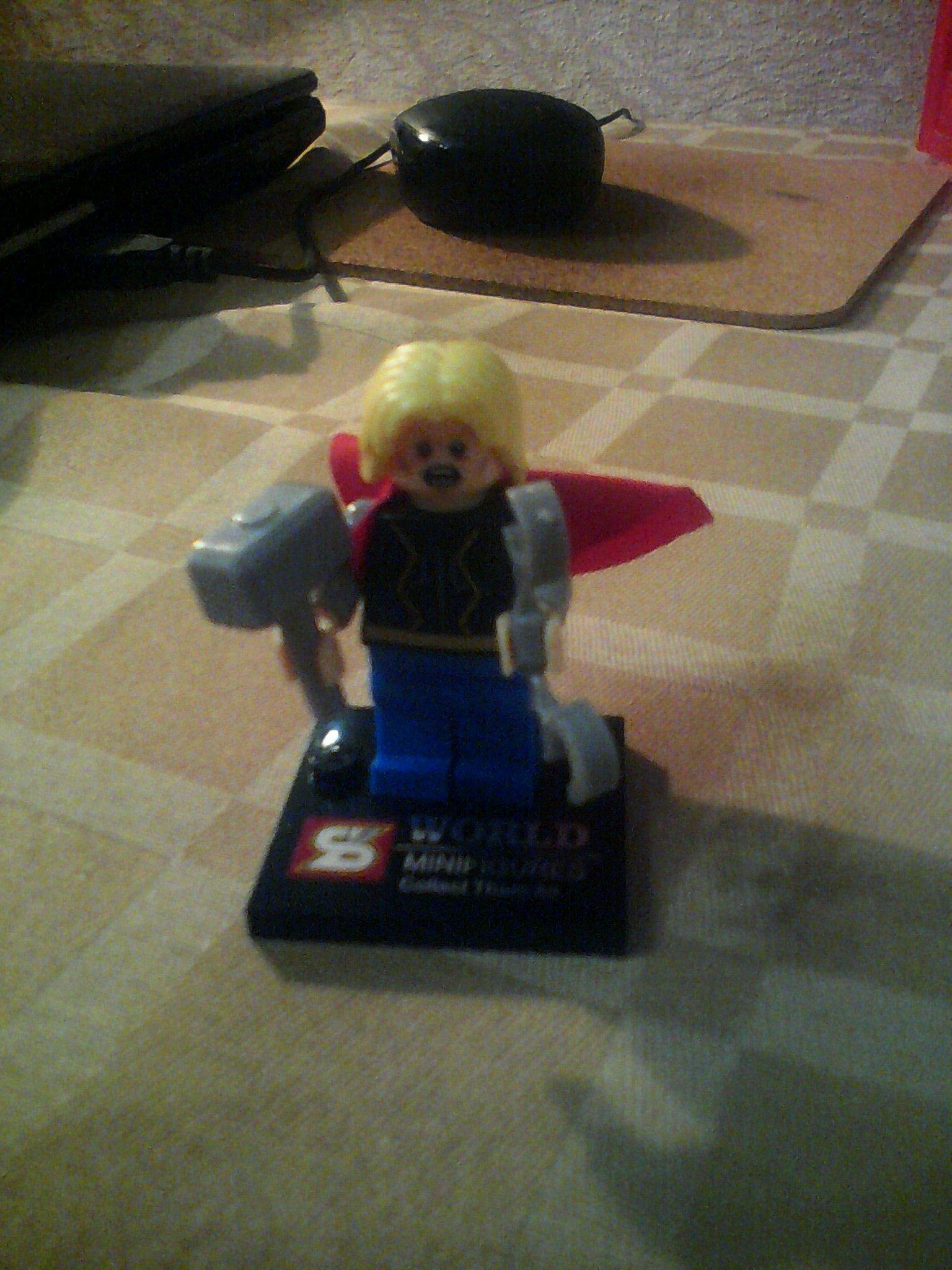 Китайский конструктор Thor Avengers - Изображение 6