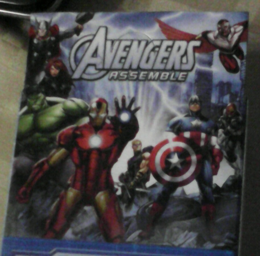 Китайский конструктор Thor Avengers - Изображение 1
