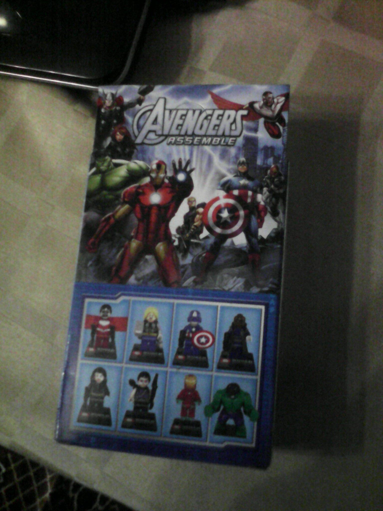 Китайский конструктор Thor Avengers - Изображение 3