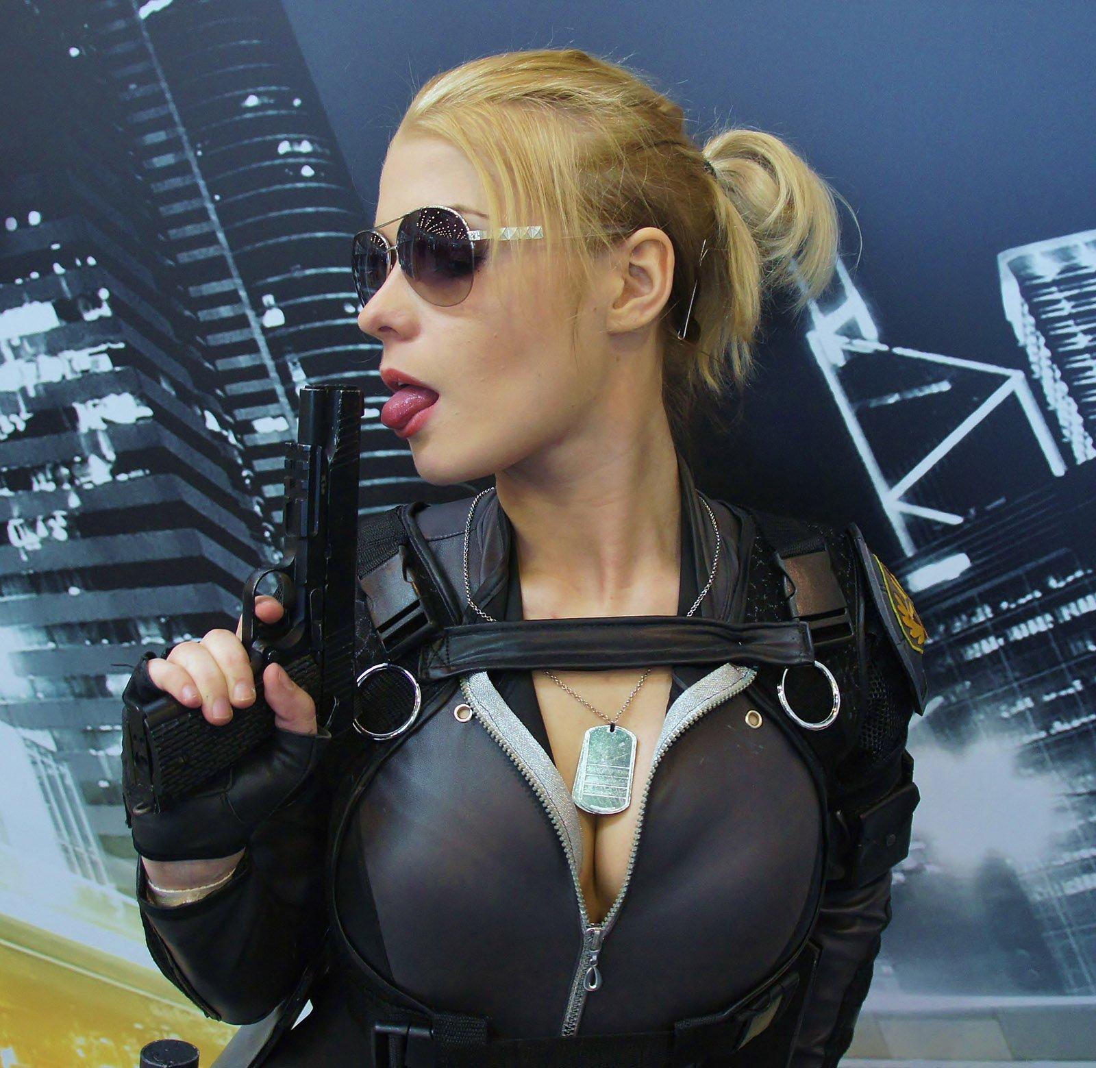 Девушки Игромира и ComicCon 2015 - Изображение 1