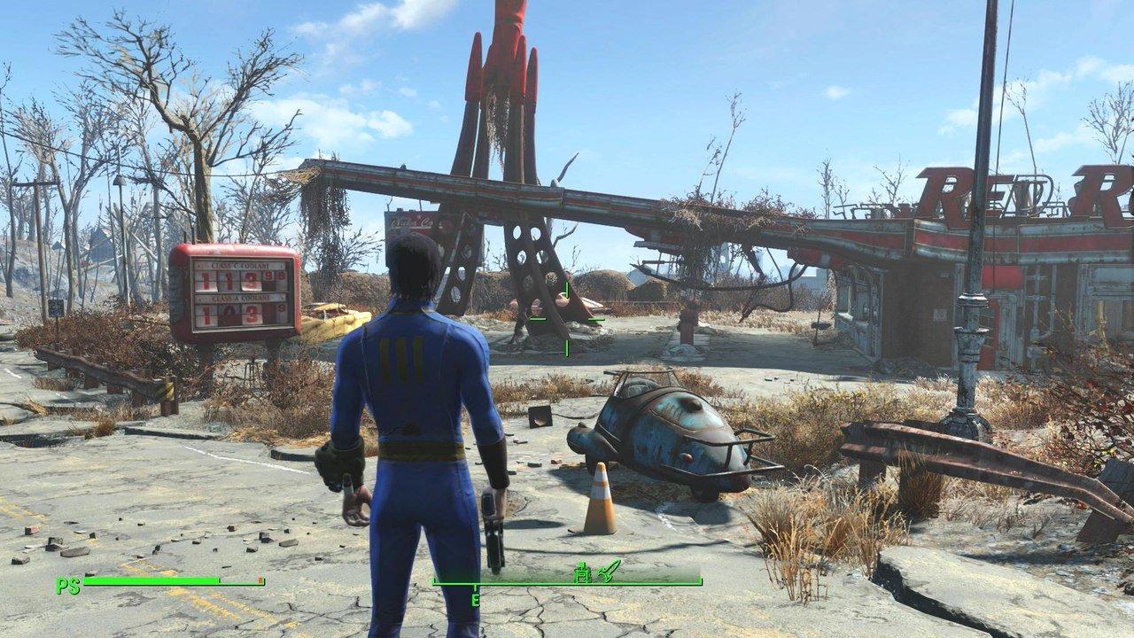 Скриншоты Fallout 4 - Изображение 8