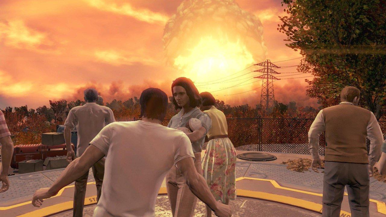 Скриншоты Fallout 4 - Изображение 1