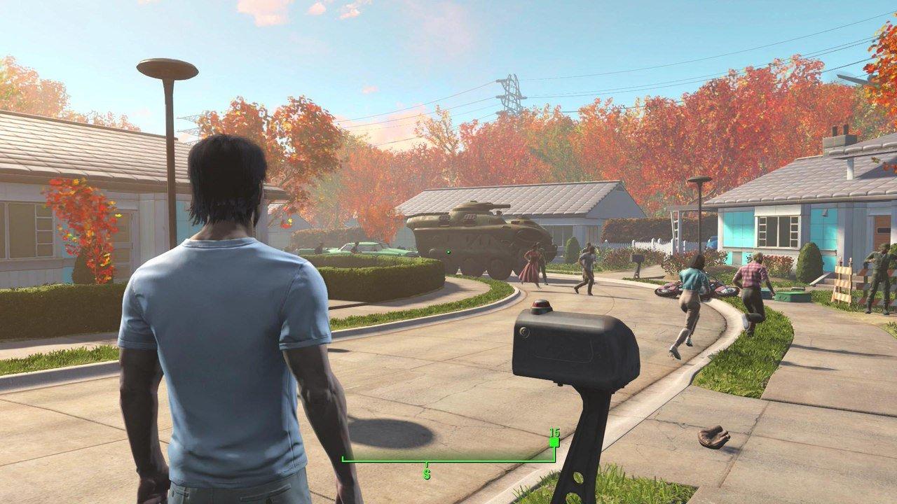 Скриншоты Fallout 4 - Изображение 9