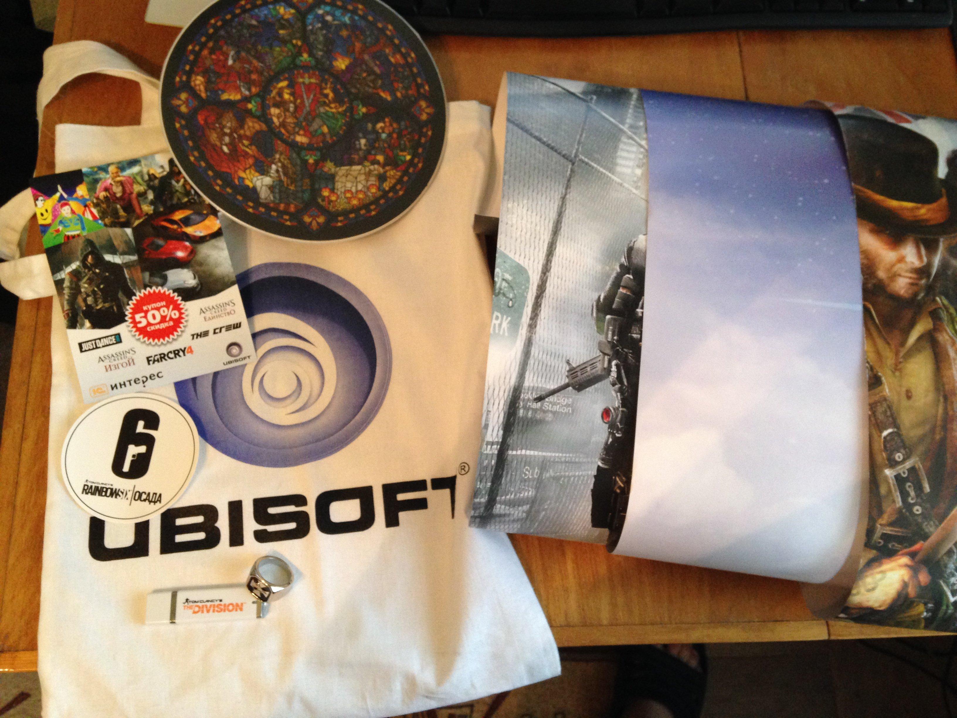 О Ubidays 2015, мероприятия от вашего любимого издателя в дни Игромира. - Изображение 1