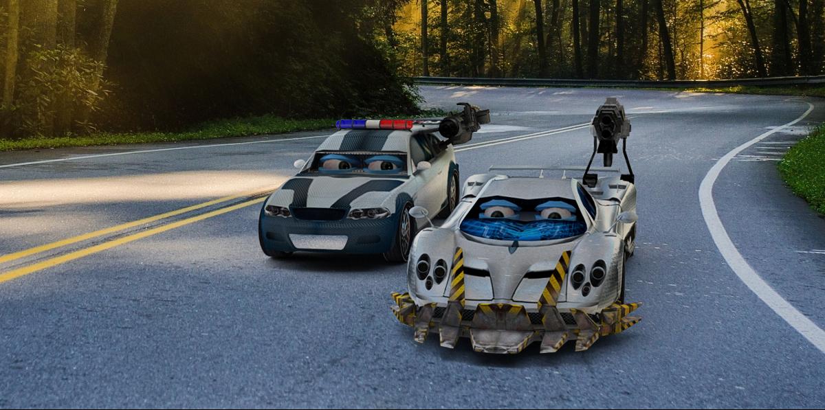 Разрабатываем крутую игру KillerCars - Изображение 3
