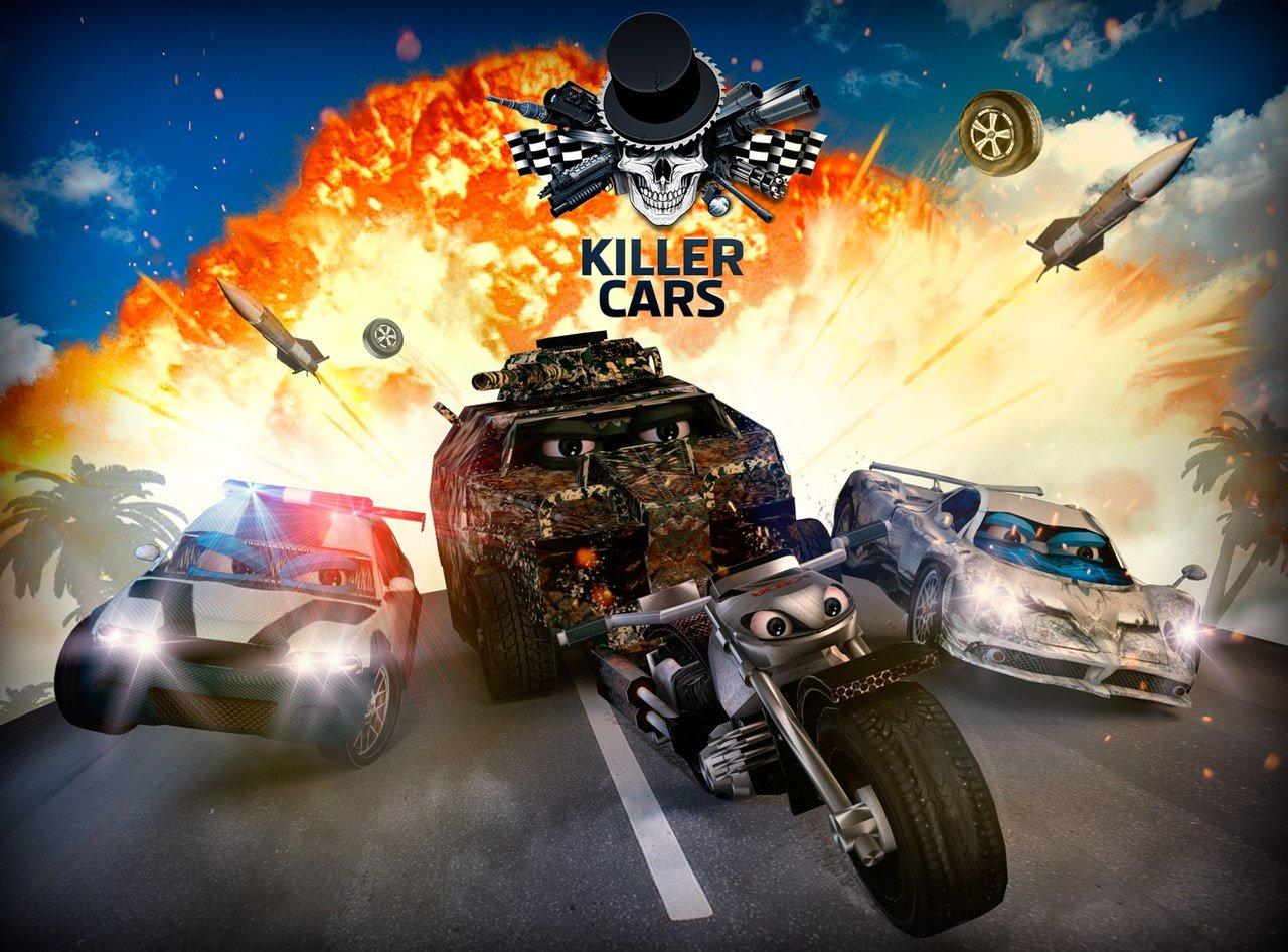 Разрабатываем крутую игру KillerCars - Изображение 1