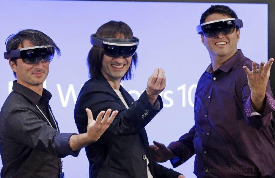 Microsoft объявила дату выхода очков дополненной реальности Hololens и цену для разработчиков - Изображение 1