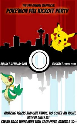 Pokemon Company запретила проведение фанатской вечеринки и потребовала с организатора штраф - Изображение 3
