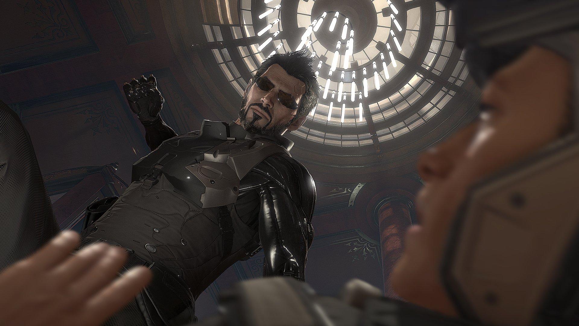 Новые детали, скриншоты и арты Deus Ex: Mankind Divided - Изображение 1