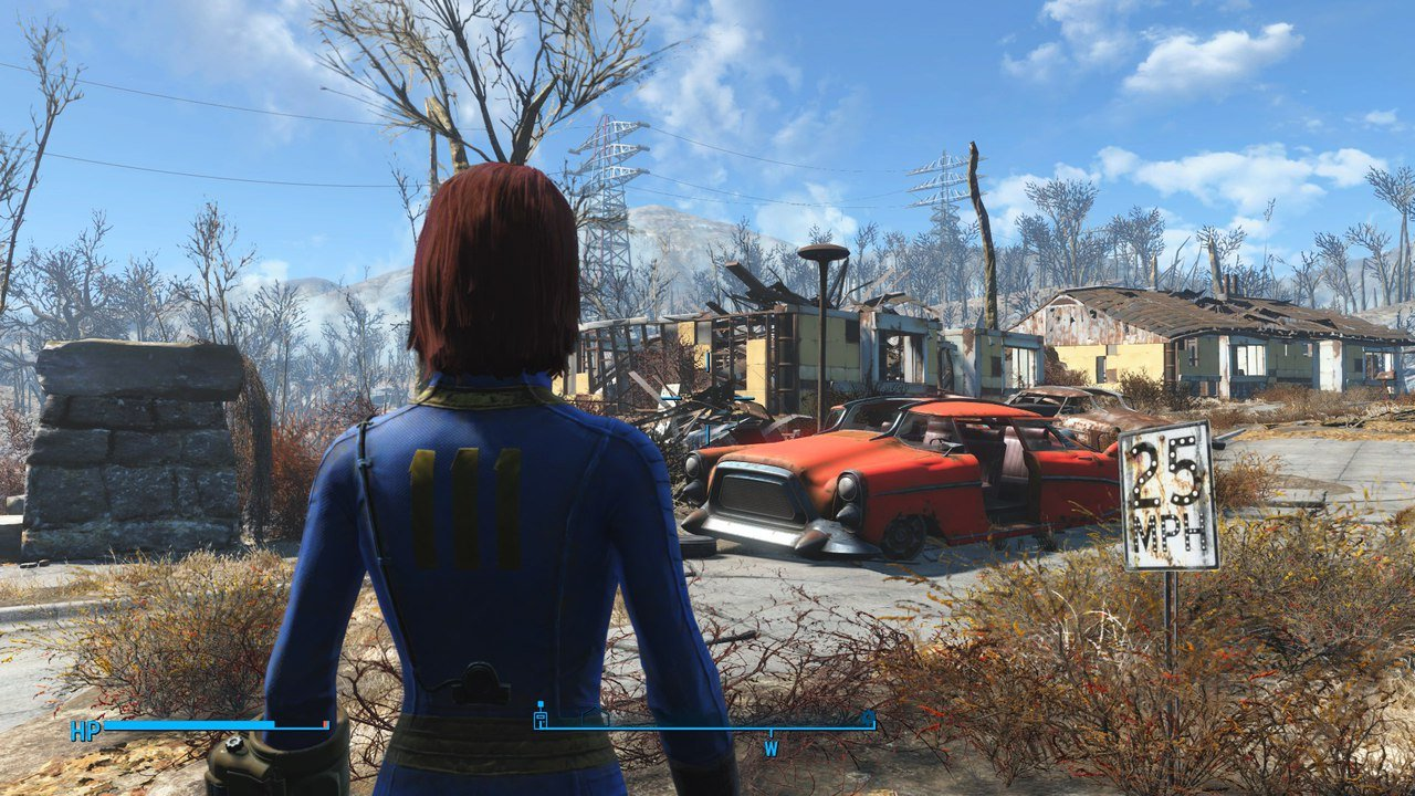 Новые скриншоты Fallout 4 без сжатия - Изображение 4