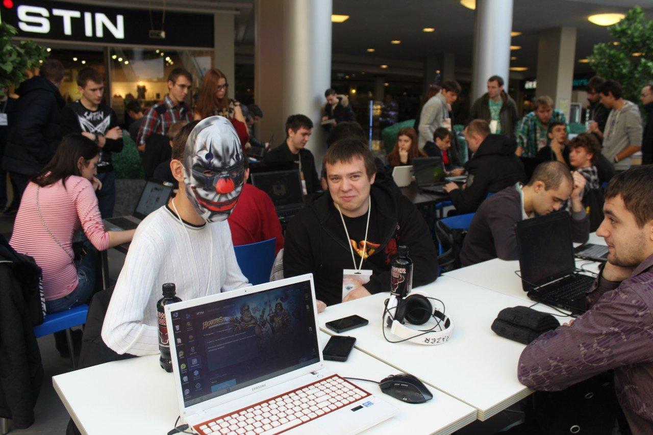 Gamanoid cybersport festival 2015 (Воронеж) - Изображение 7