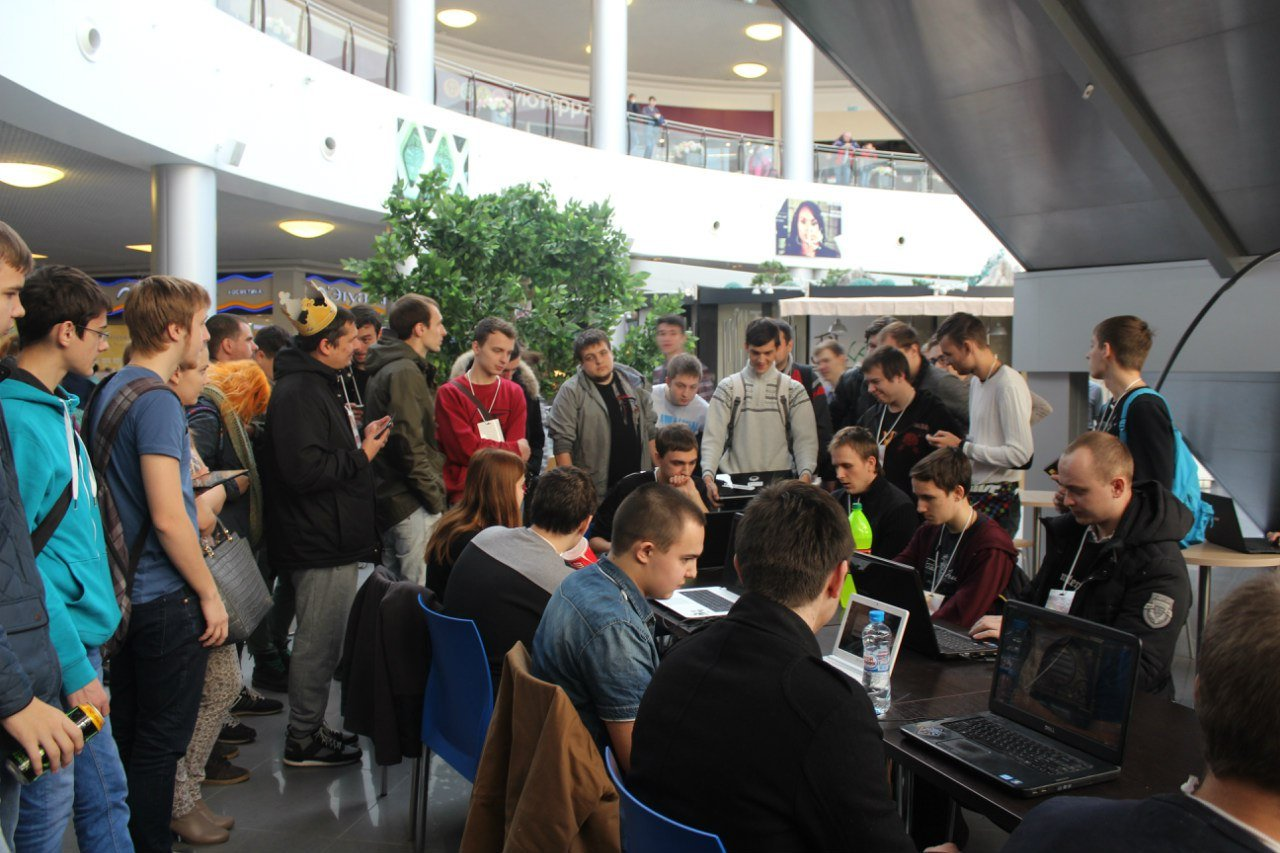 Gamanoid cybersport festival 2015 (Воронеж) - Изображение 9