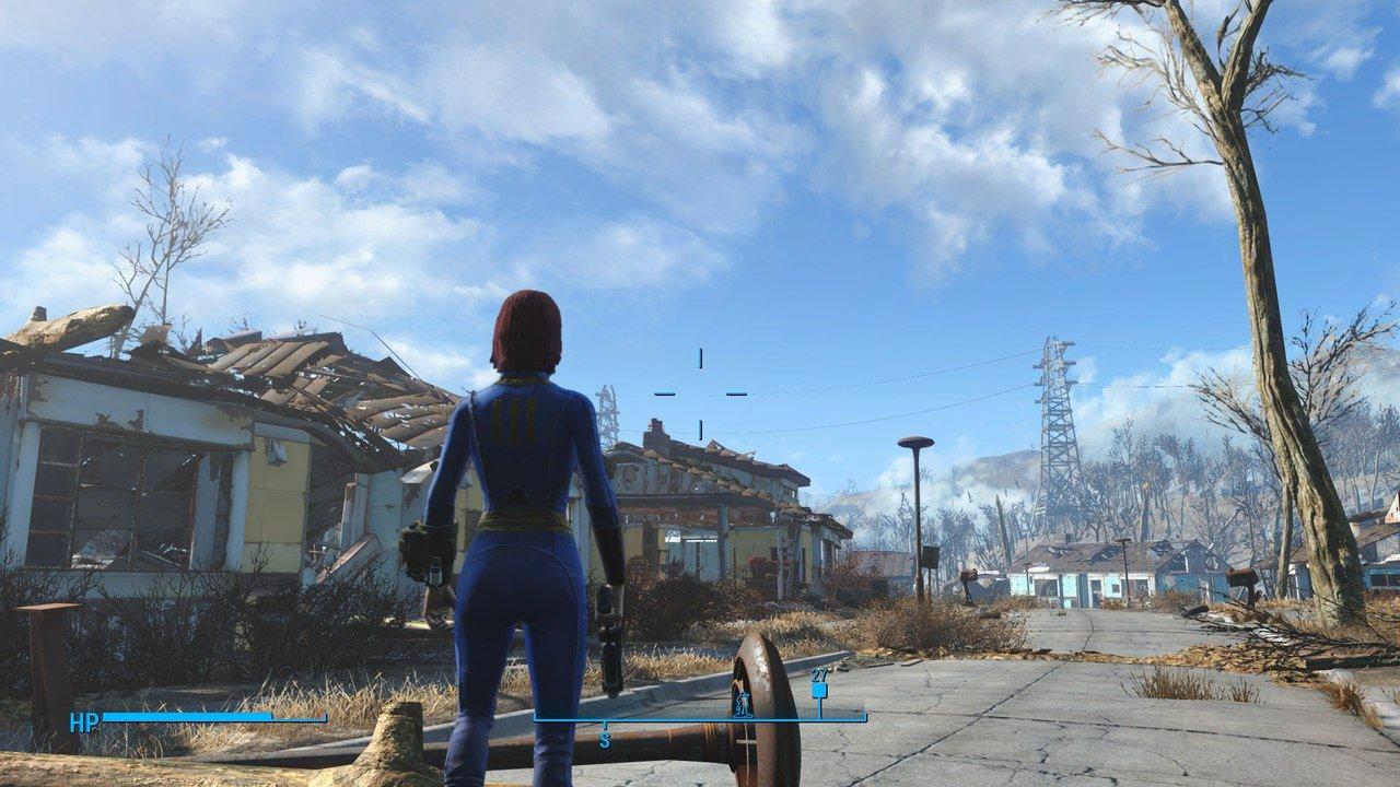 Новые скриншоты Fallout 4 без сжатия - Изображение 9