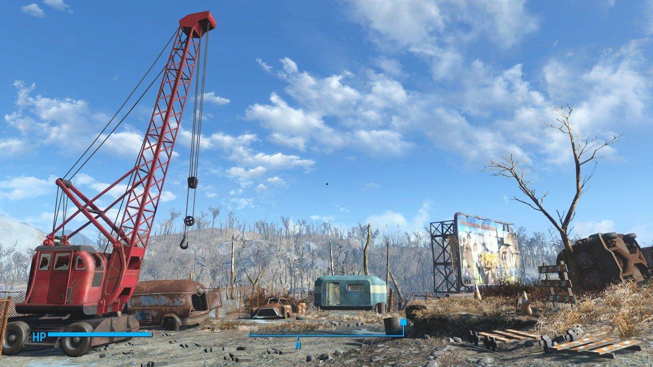 Новые скриншоты Fallout 4 без сжатия - Изображение 1