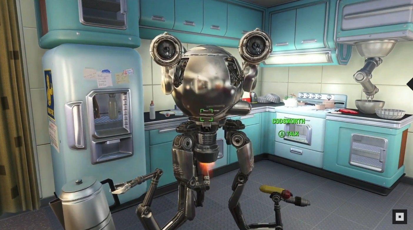 UPD 922 имени, которые сможет произнести ваш робот-дворецкий в Fallout 4. - Изображение 1