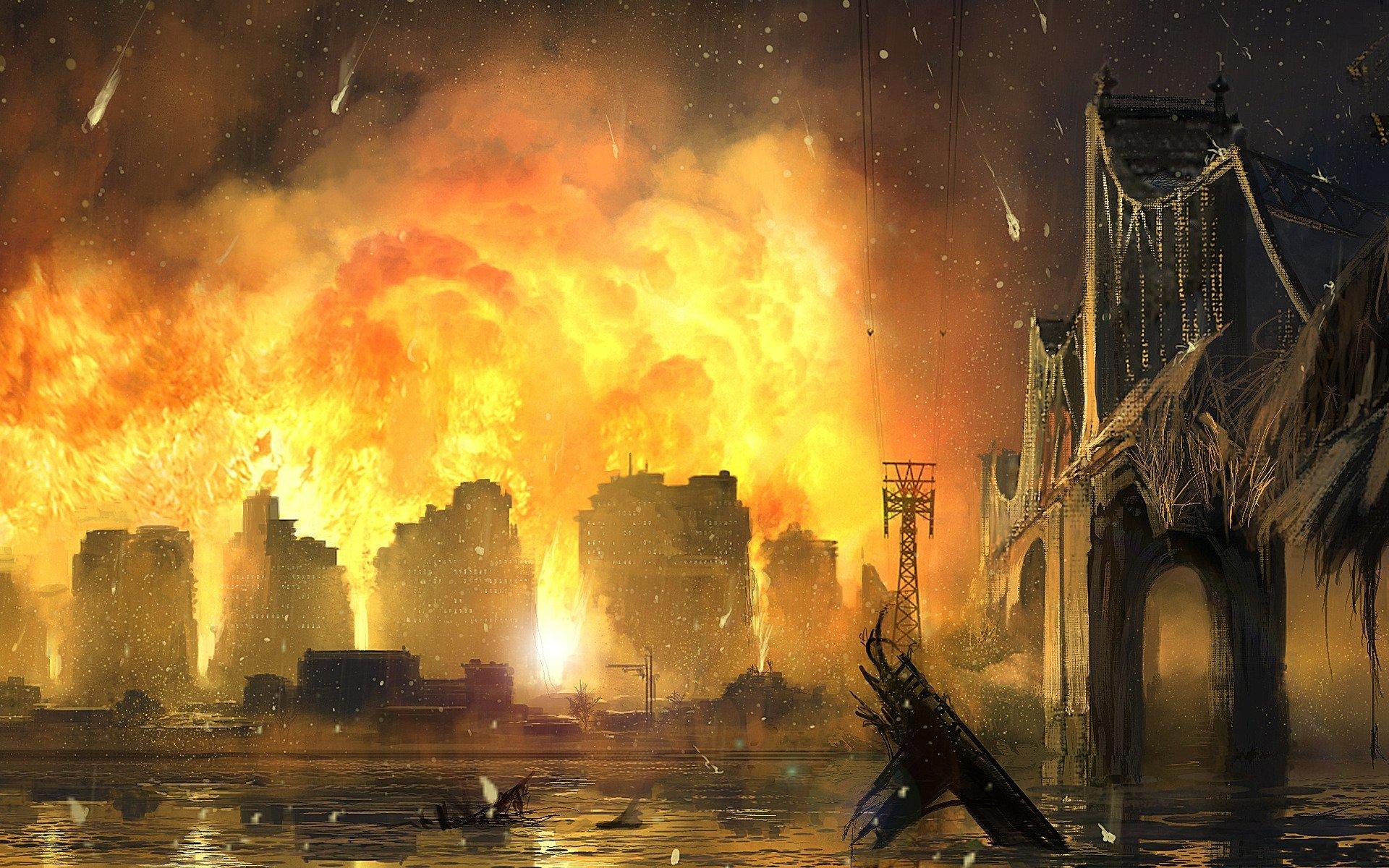 Пост-апокалипсис - Изображение 3