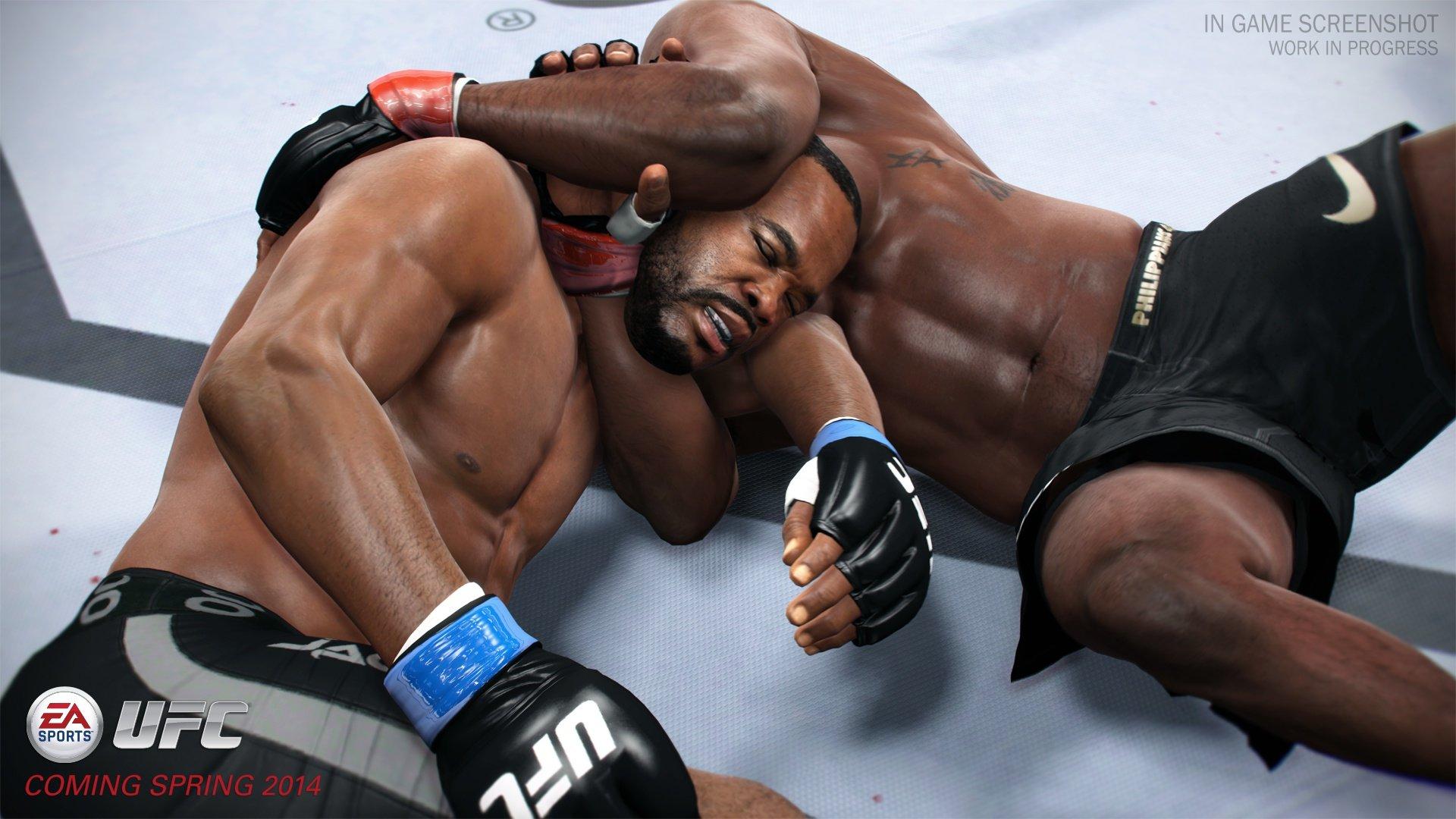 Анонсирована UFC 2 для PS4 и XBO - Изображение 1