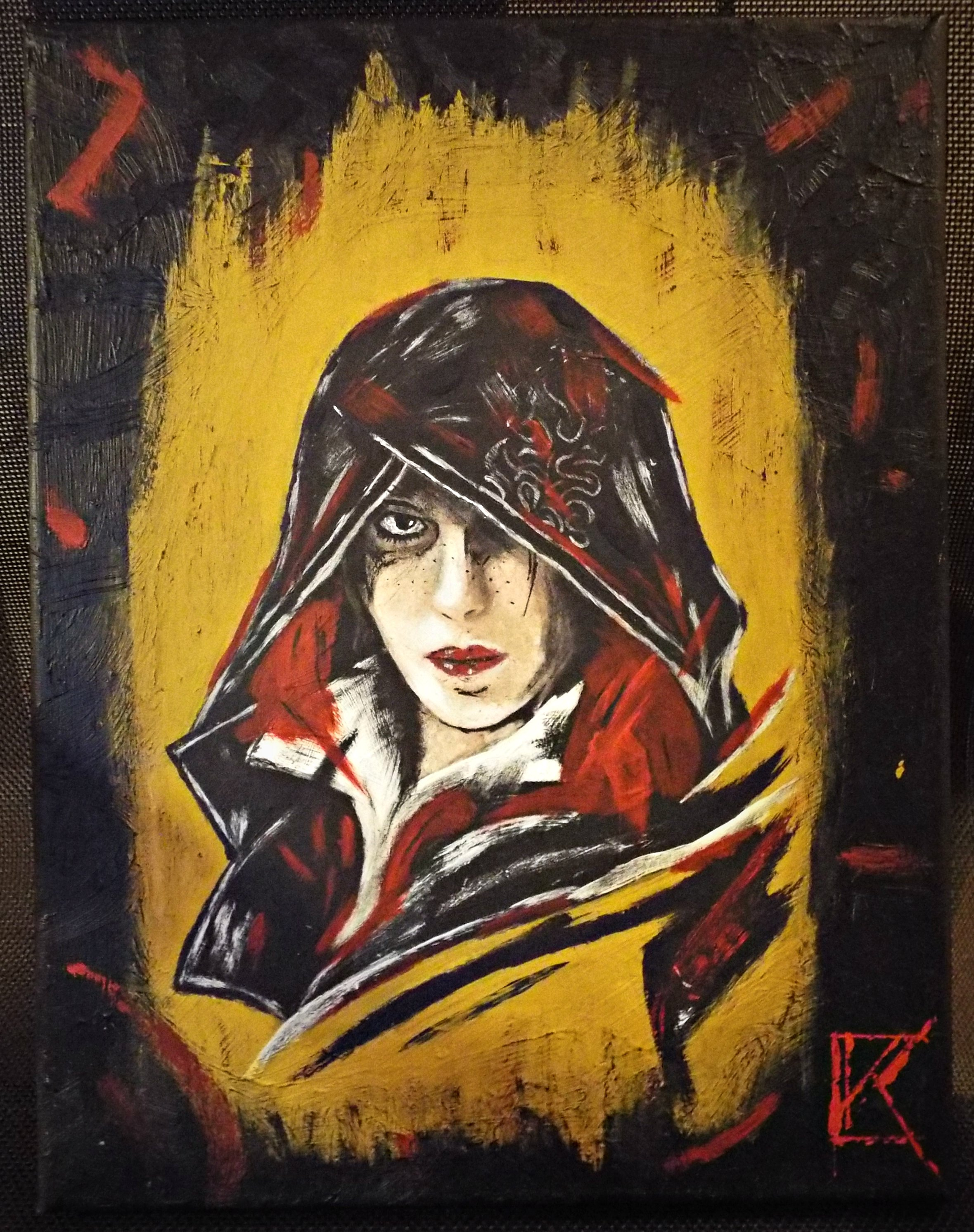 Assassin's Creed Syndicate Evie art - Изображение 1