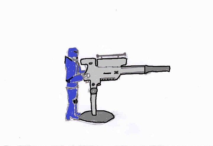 Оружие мечты- Groundmad- 3000 - Изображение 1