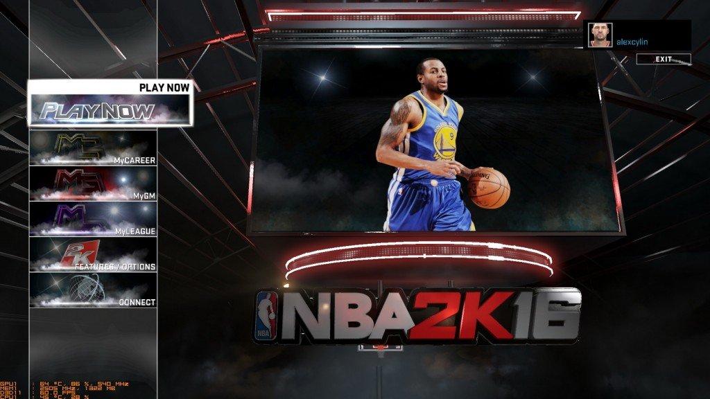 Начни свой сезон NBA2K16 - Изображение 2