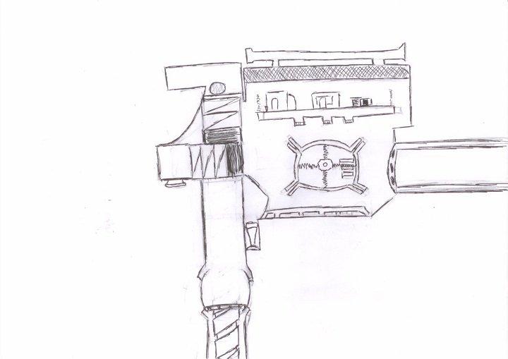 Оружие мечты- Groundmad- 3000 - Изображение 2