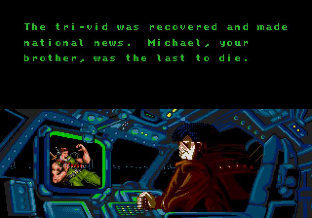 Большая игра Shadowrun (SEGA, 1994) - Изображение 3