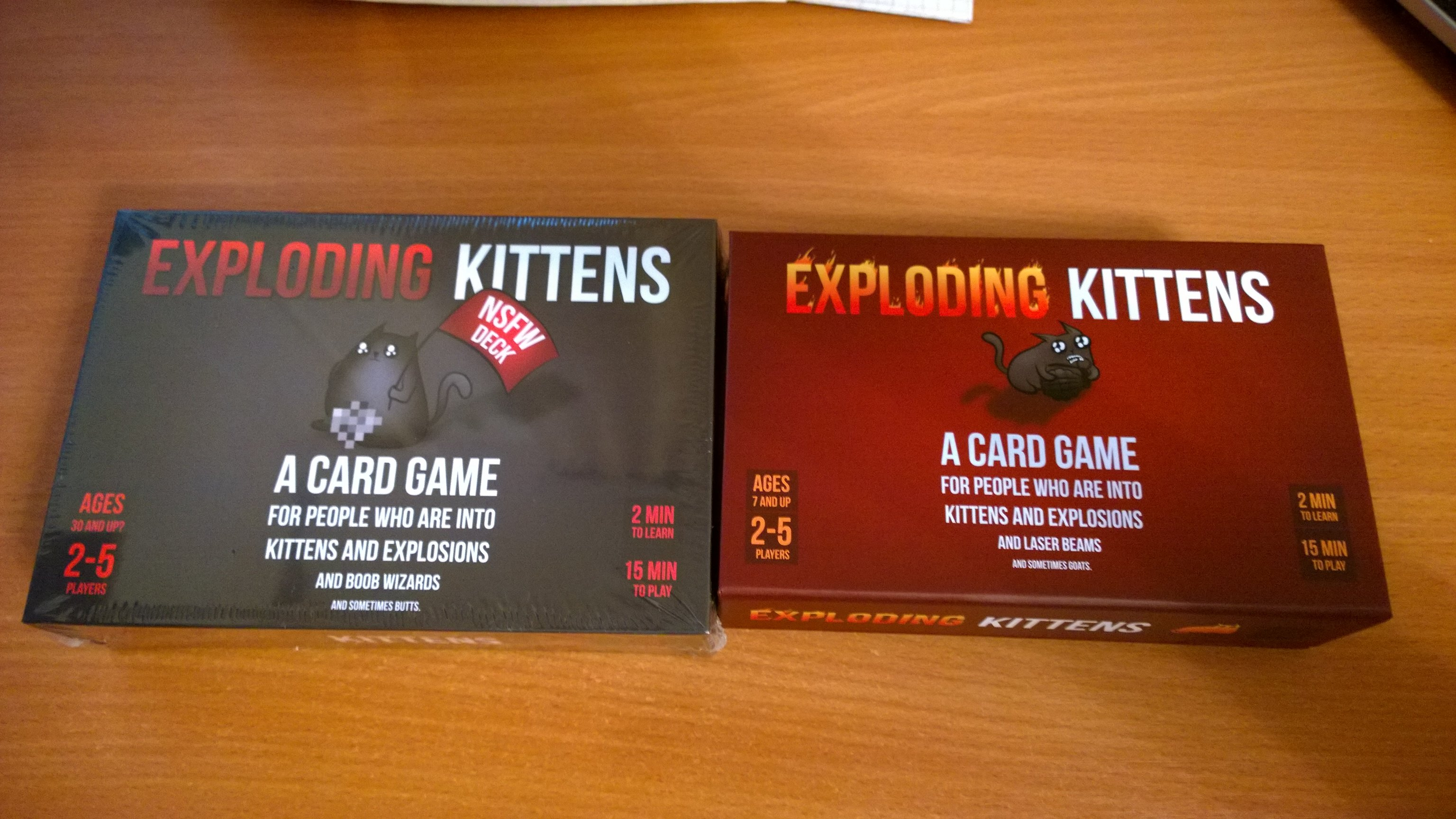 Exploding Kittens Russian Invasion! - Изображение 3