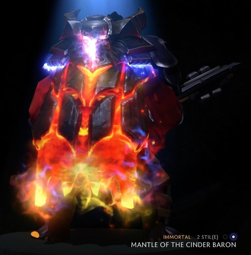 Immortal for Axe Dota 2 - Изображение 1