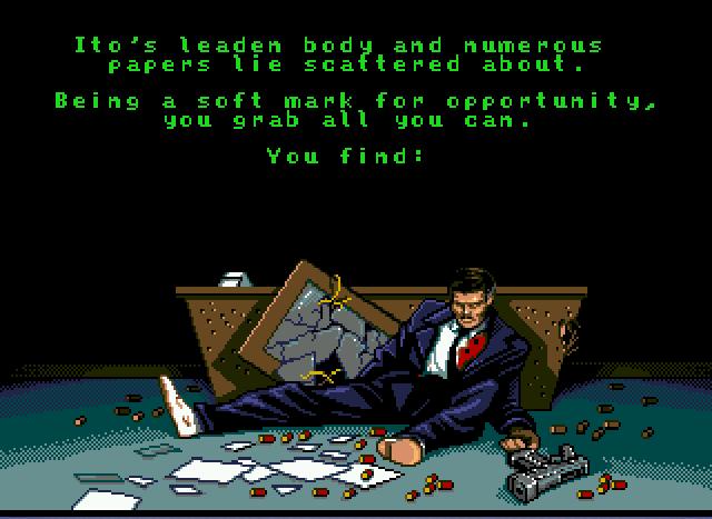 Большая игра Shadowrun (SEGA, 1994) - Изображение 8
