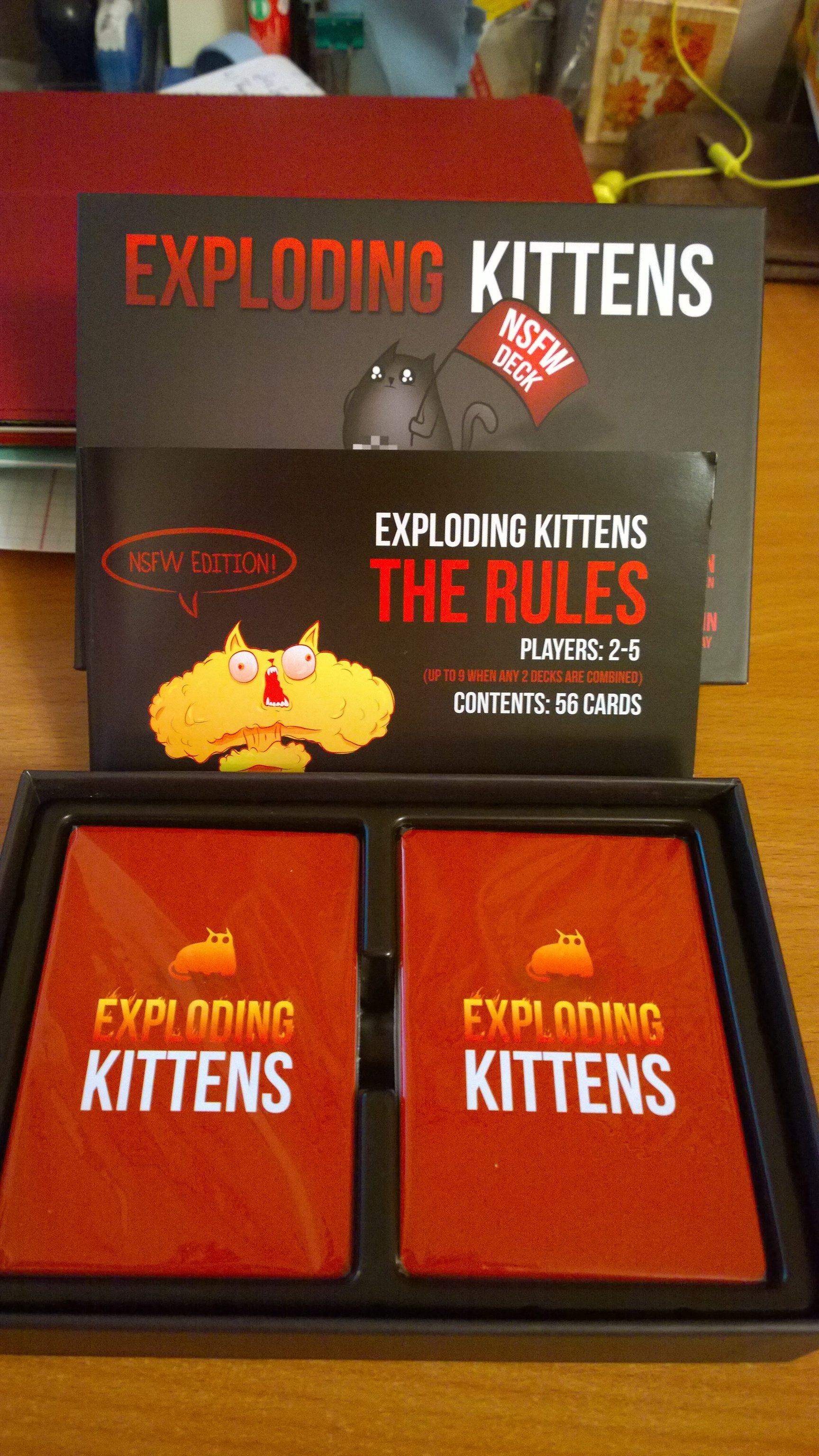 Exploding Kittens Russian Invasion! - Изображение 8