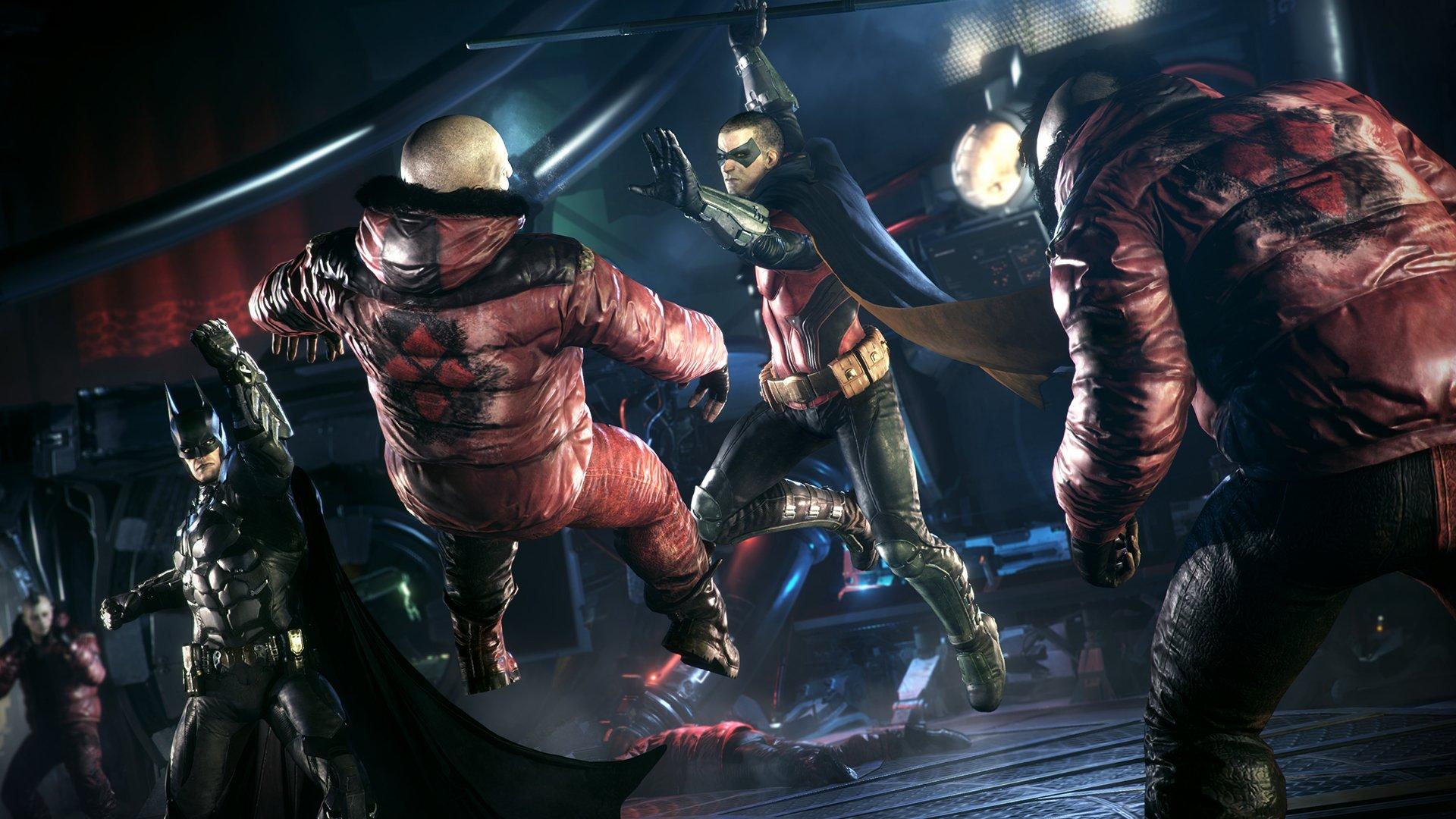 Почему я считаю, что Batman: Arkham Knight - великолепная игра. - Изображение 4