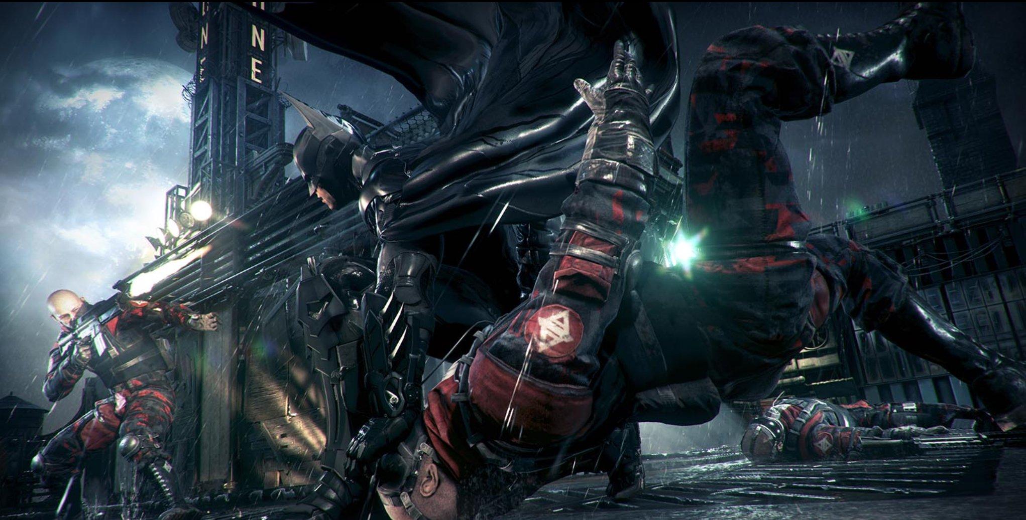 Почему я считаю, что Batman: Arkham Knight - великолепная игра. - Изображение 3