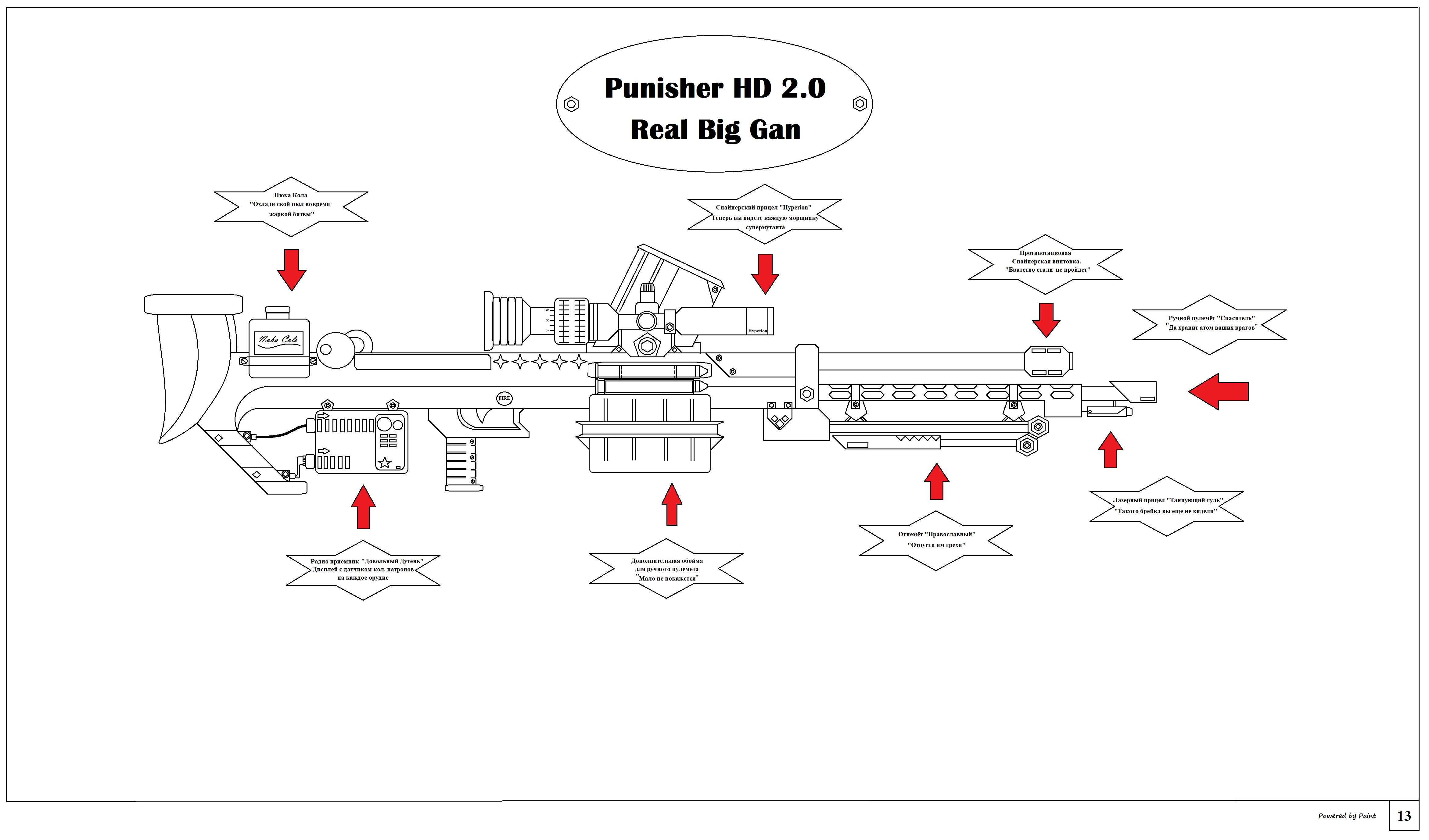 Punisher HD 2.0 - Изображение 2