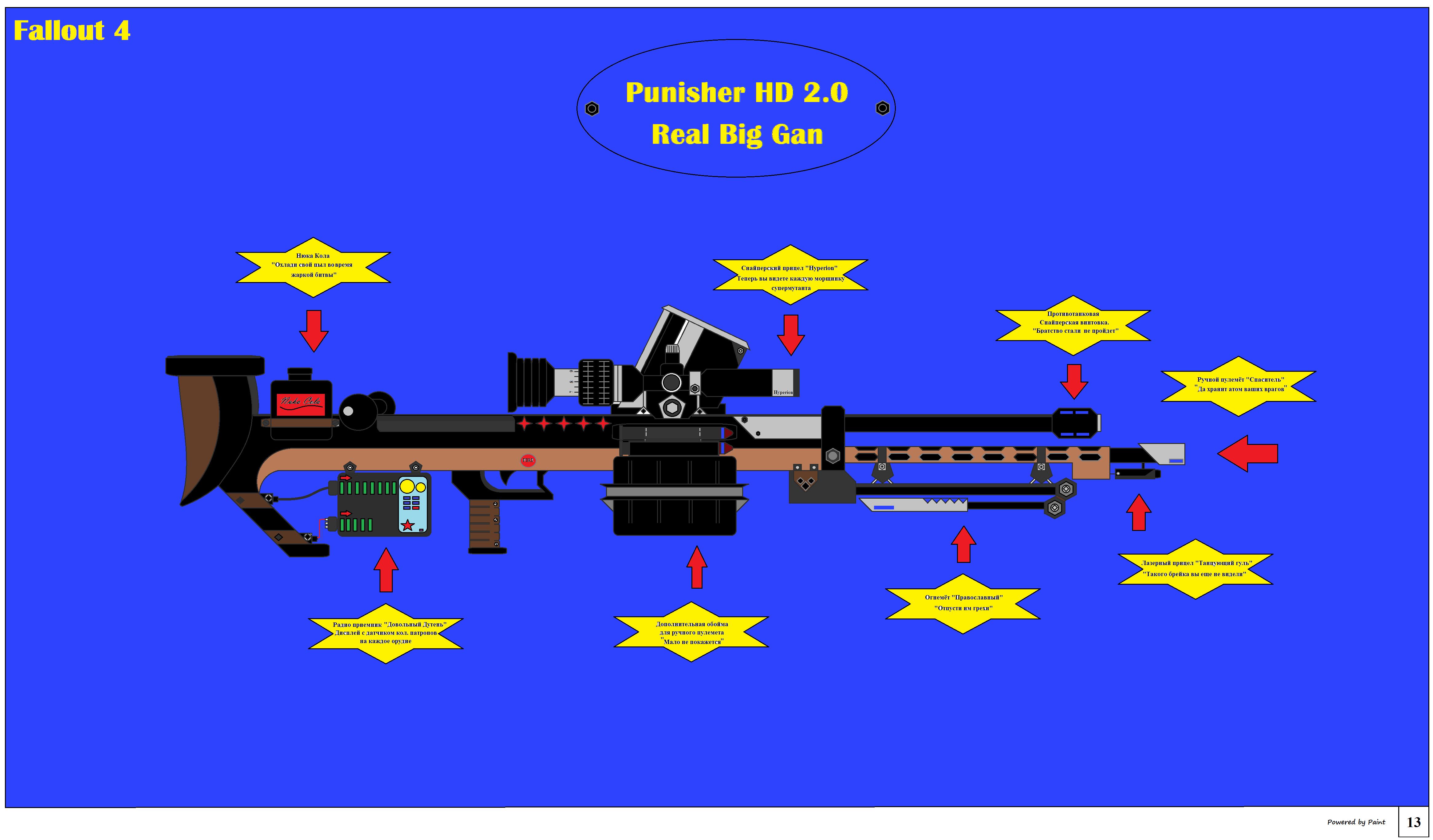 Punisher HD 2.0 - Изображение 1
