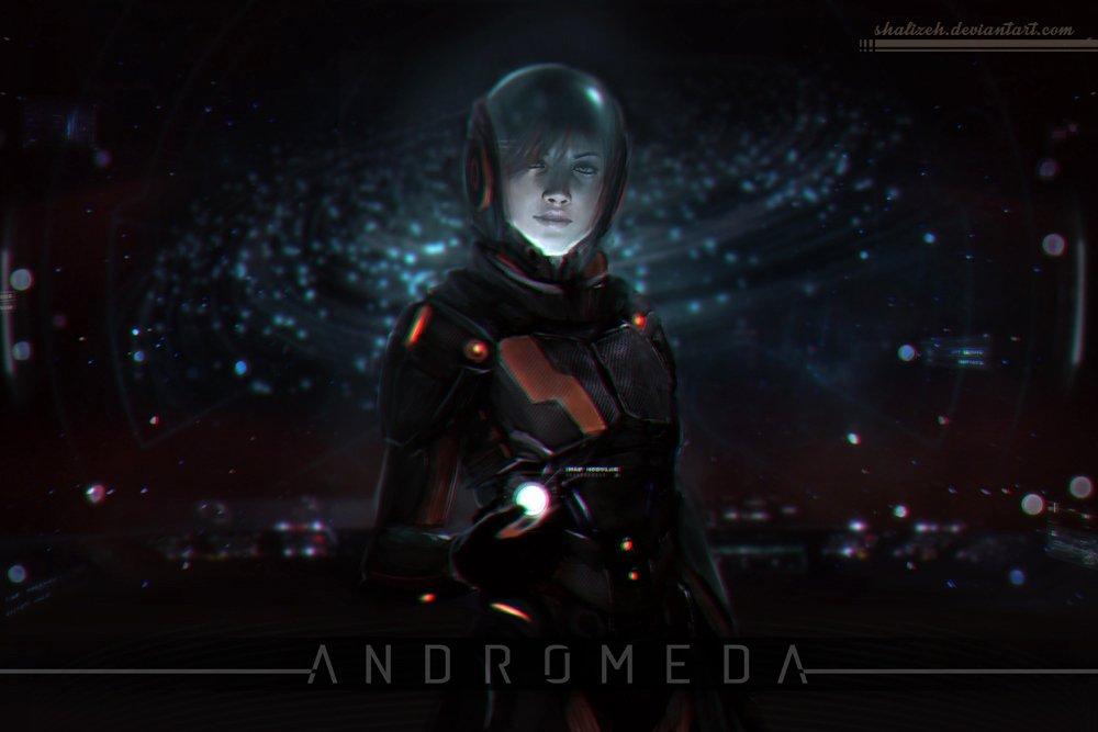 Утечка деталей Mass Effect Andromeda. - Изображение 1