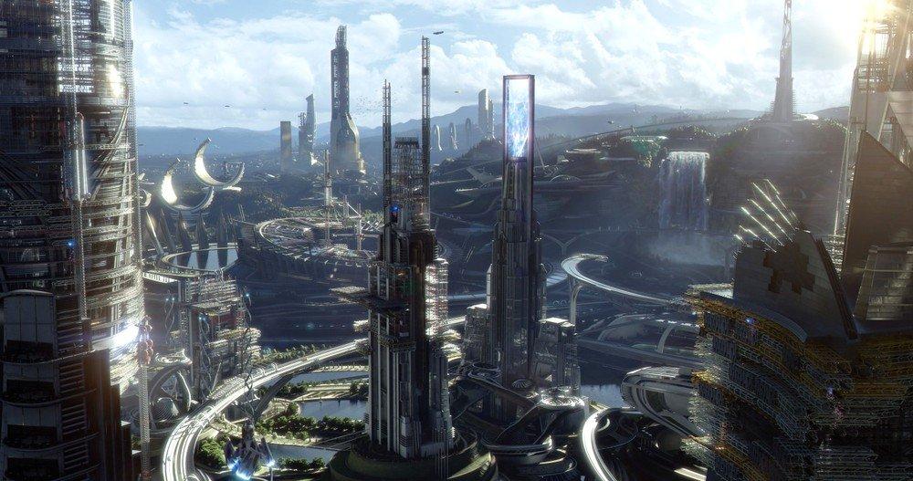 """Жюль Верн, Тесла, киберпанк и Клуни. Рецензия на фильм """"Земля будущего"""" - Изображение 3"""