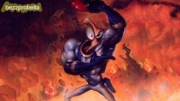 Earthworm Jim - забытый герой поколения SEGA - Изображение 1