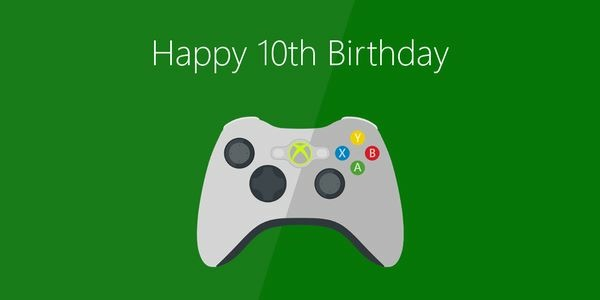 10 лет Xbox360 - Изображение 1