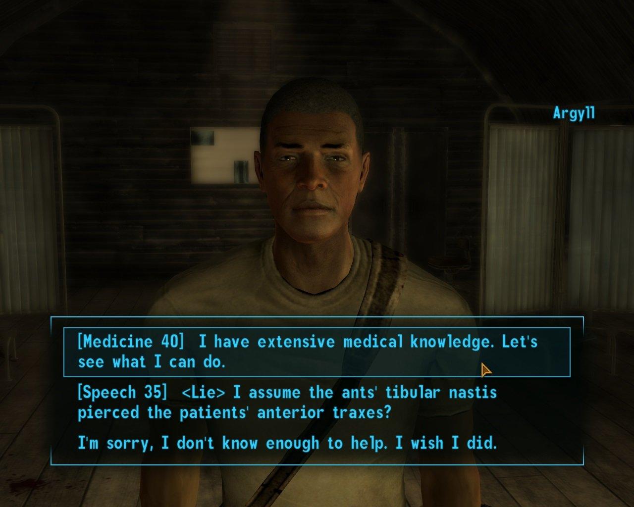 Немного по заезженному. Fallout  - Изображение 2