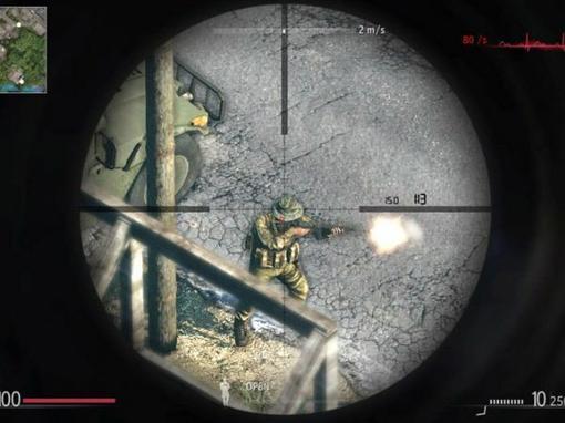 """Вторая """"запоздавшая рецензия"""". На сей раз моя статья расскажет Вам о прошлогоднем стелc-шутере Sniper: Ghost Warri .... - Изображение 4"""