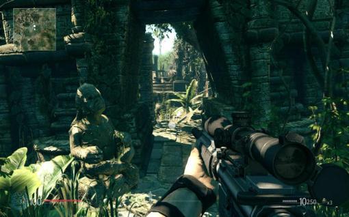 """Вторая """"запоздавшая рецензия"""". На сей раз моя статья расскажет Вам о прошлогоднем стелc-шутере Sniper: Ghost Warri .... - Изображение 2"""