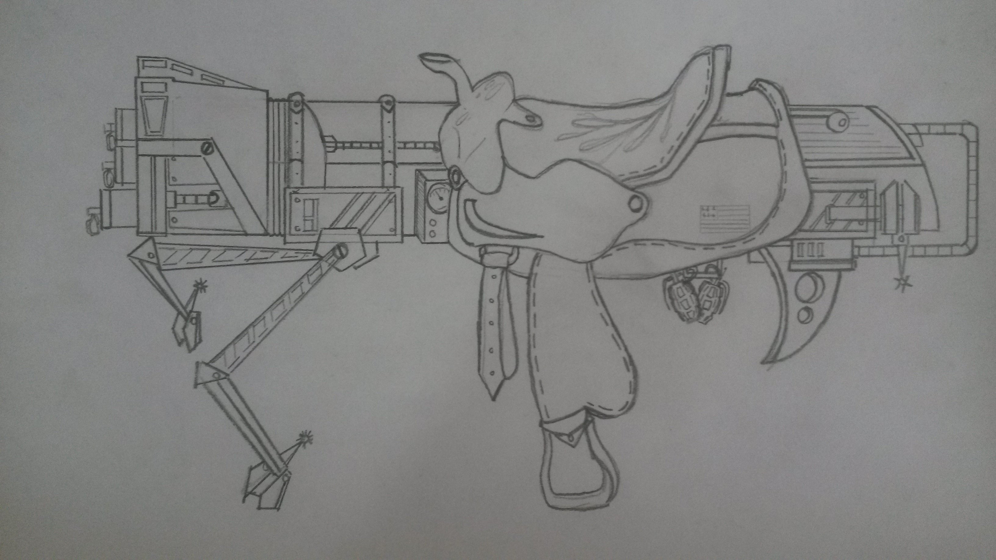 """Horse forсe"" - Изображение 1"