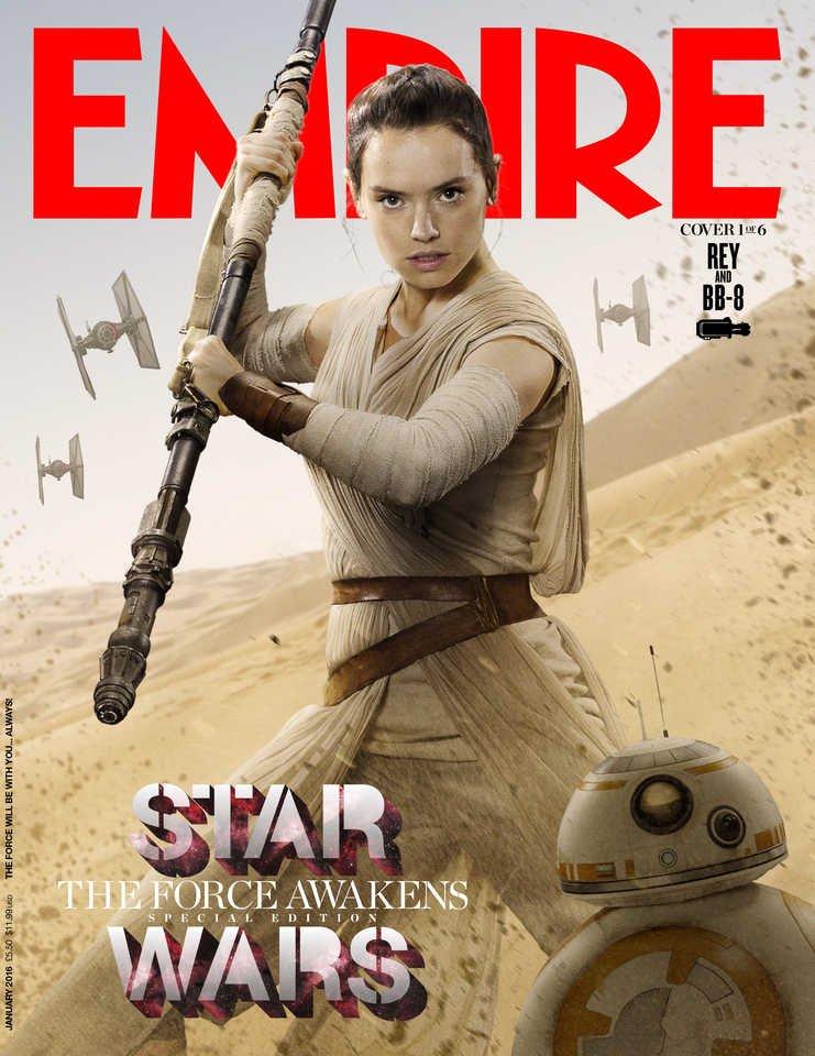 Star Wars: The Force Awakens. Постеры, тв-споты. Полно новых кадров и спойлеров!  - Изображение 5