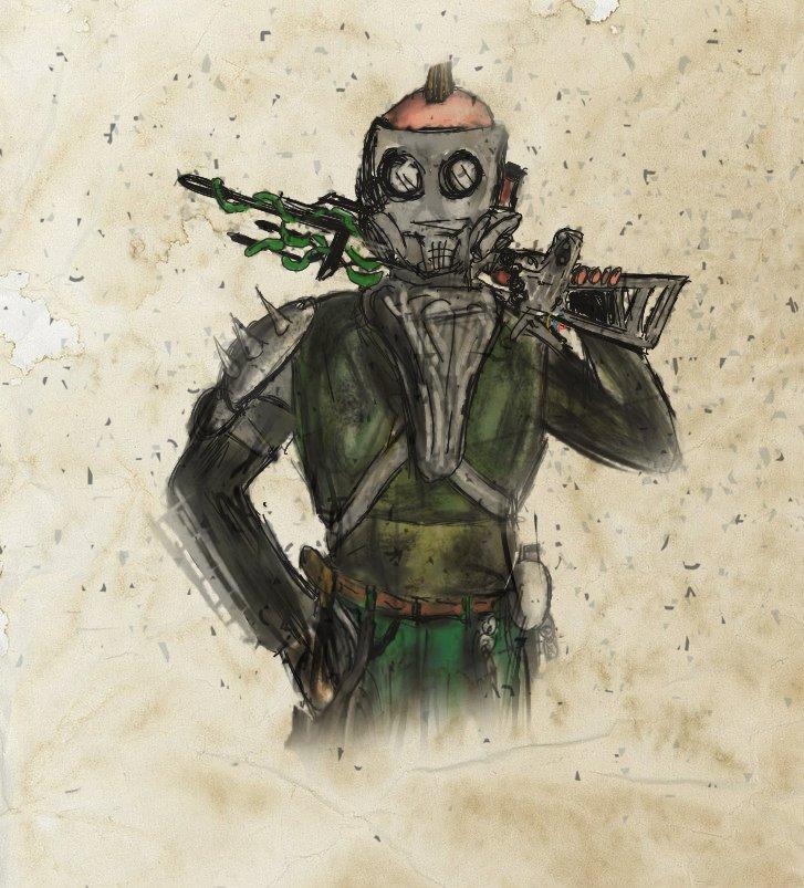 Оружие «Плантатор» - Изображение 4