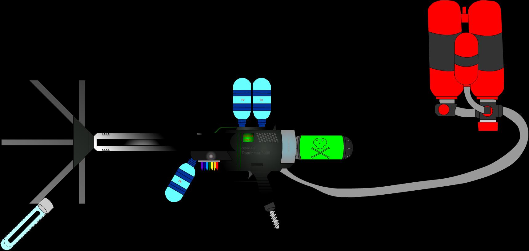 Future-Tec презентует лучшее оружие для прогулки через пустошь! - Изображение 6