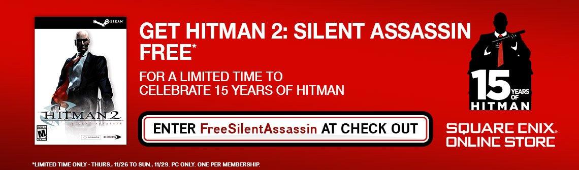 Hitman 2 дают бесплатно. - Изображение 1
