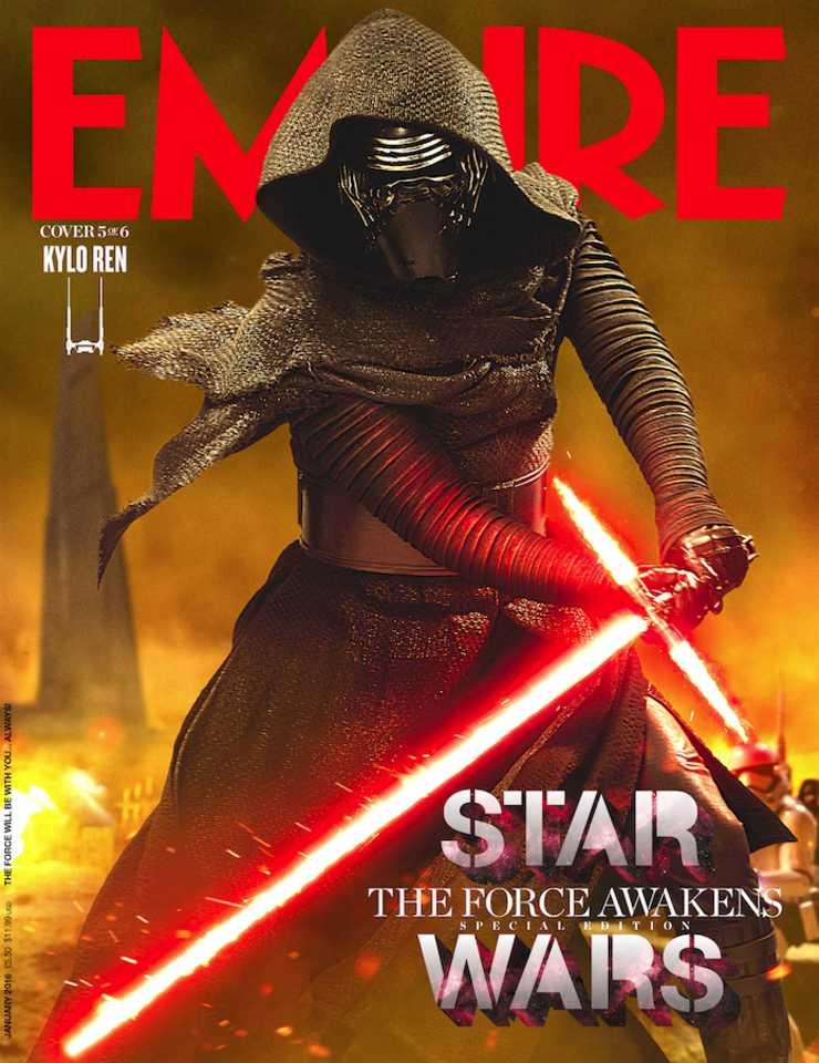 Star Wars: The Force Awakens. Постеры, тв-споты. Полно новых кадров и спойлеров!  - Изображение 3