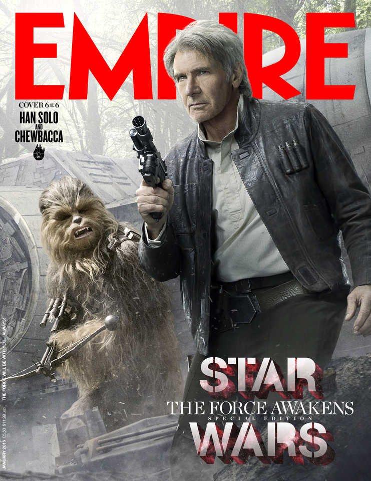 Star Wars: The Force Awakens. Постеры, тв-споты. Полно новых кадров и спойлеров!  - Изображение 1