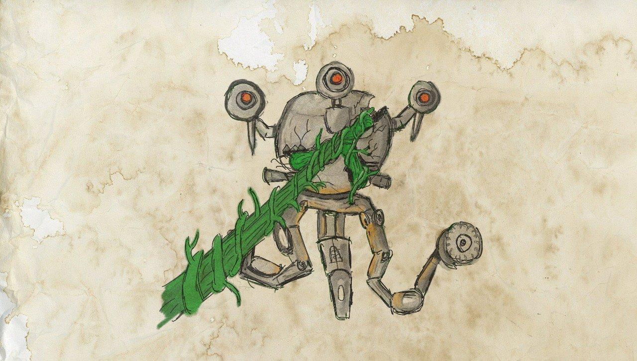 Оружие «Плантатор» - Изображение 3